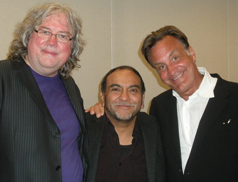 John Raatz, Don Miguel Ruiz and Chris Hebard