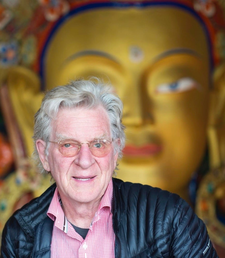 Robert Thurman Buddha