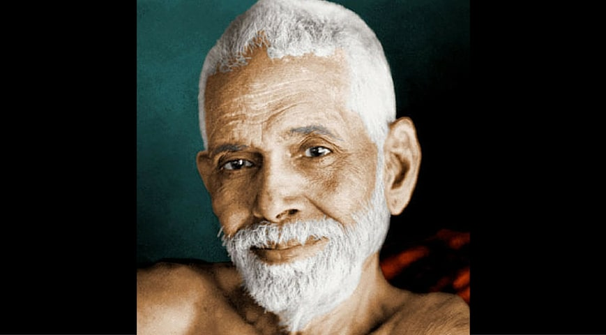 Image result for ramana talks