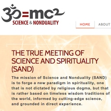 Science and Nonduality (SAND)