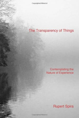 rupert spira transparency things