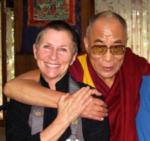Joan Halifax Dalai Lama