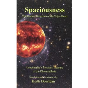 Spaciousness Keith Dowman