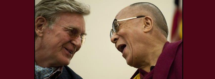 Robert Thurman Dalai Lama