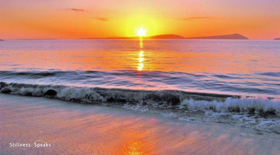 Rumi sea and ocean