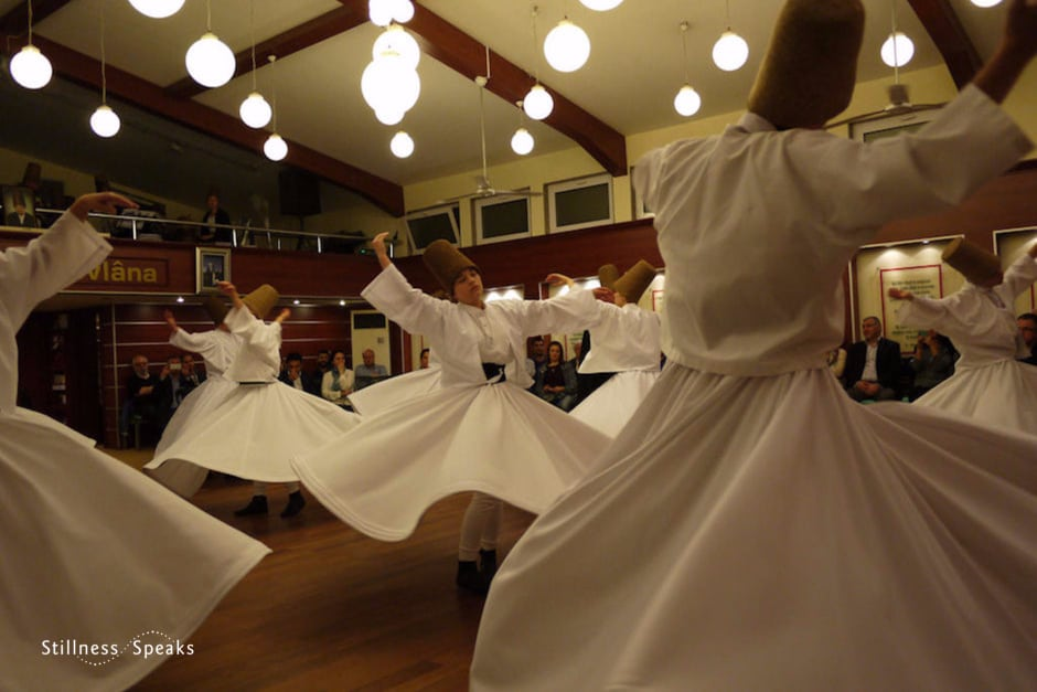 Rumi Whirling Dervishes