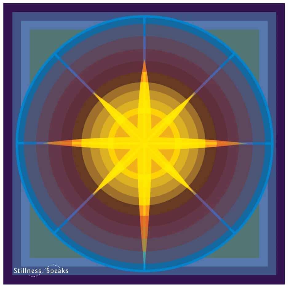 Nonduality oneness mandala