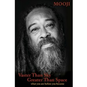 mooji - vaster than sky