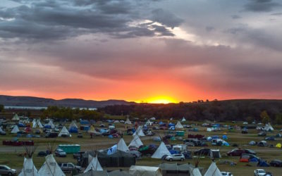 Standing Rock: Spiritually Grounded Social Engagement