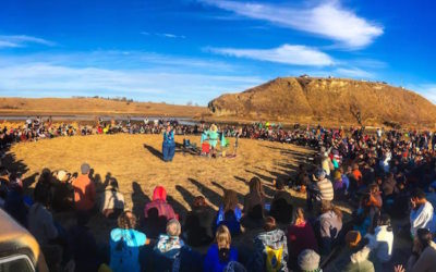 Newsletter : What is   Stand With Standing Rock?