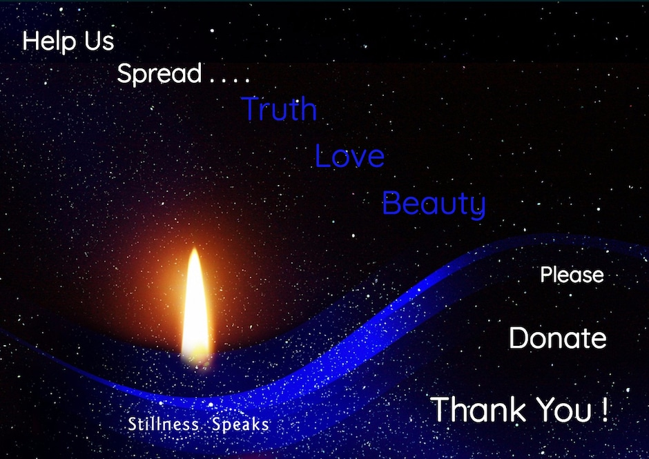 Truth Love Beauty Please Donate