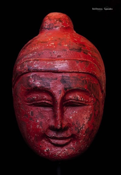 mask, enlightenment, buddhism