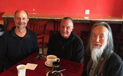 Kaz Tanahashi & Henry Shukman: Dogen Retreat
