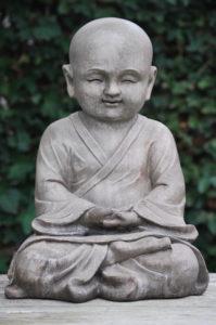 Jizo, meditation