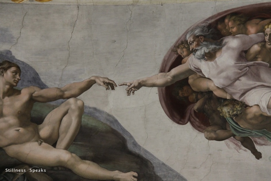 creation, god