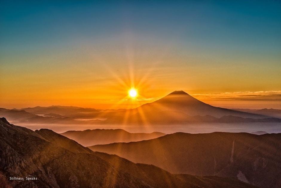 oneness, sunrise