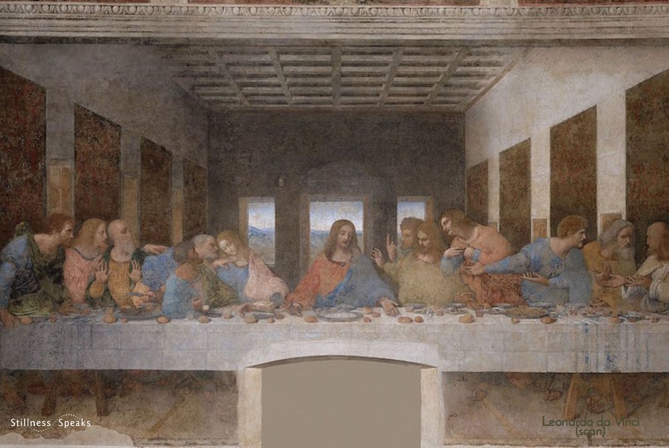Last Supper, Christian Art