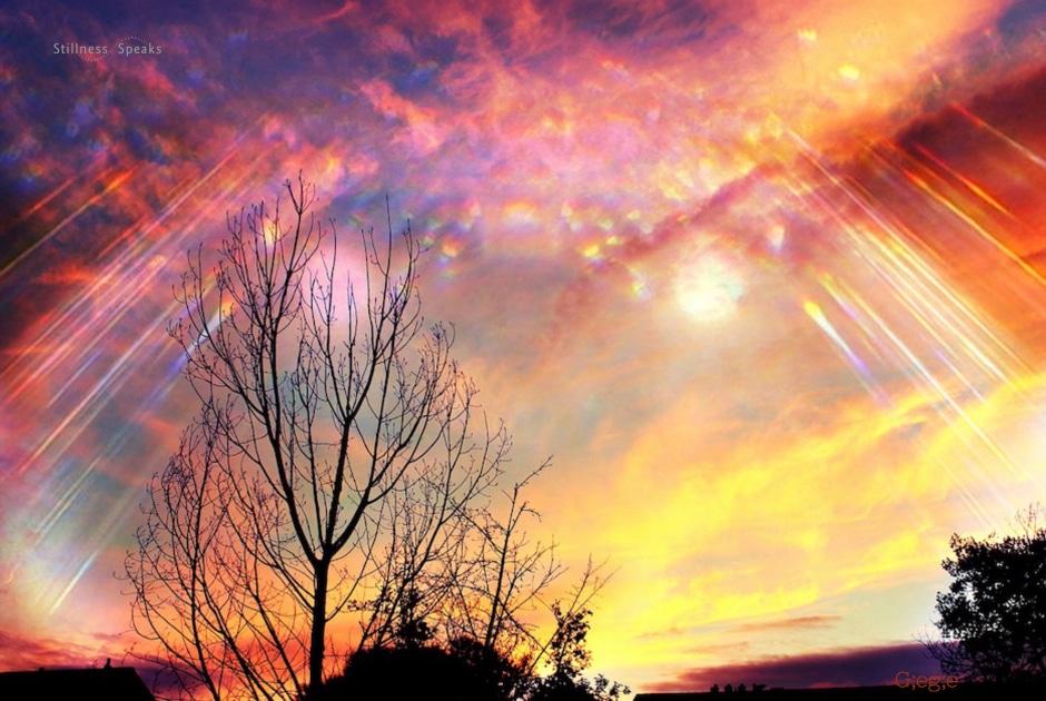 Awake, sky