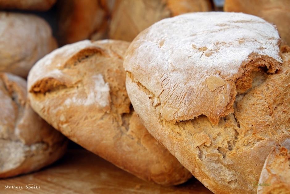 Bread, nourishment