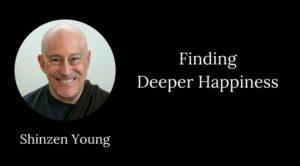 shinzen young mindfulness deeper happiness