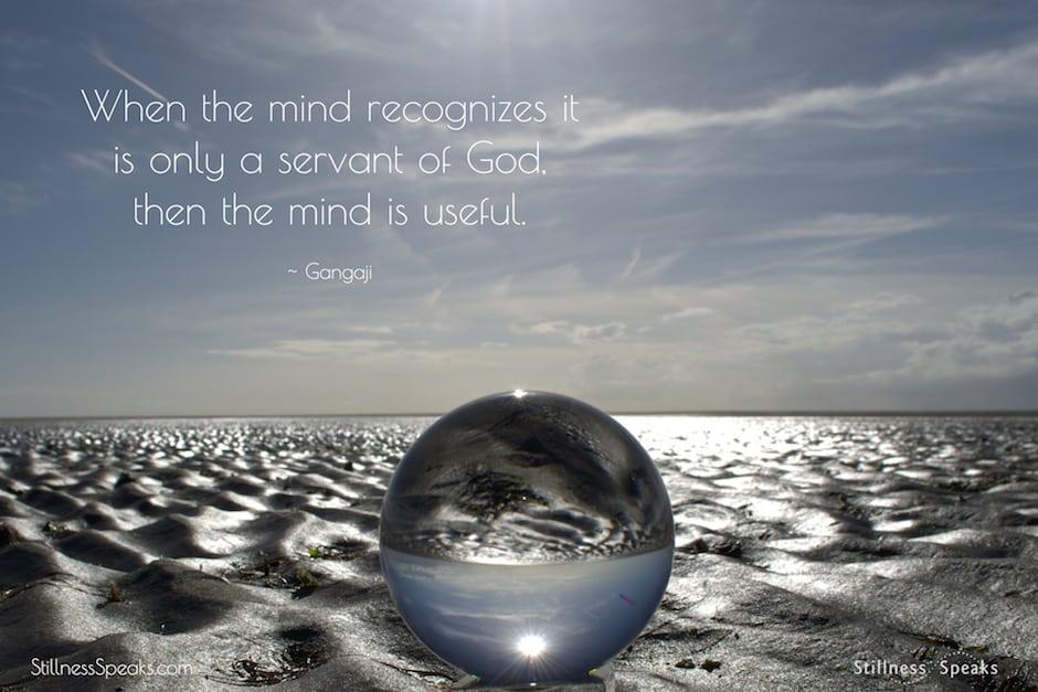 Mind, God