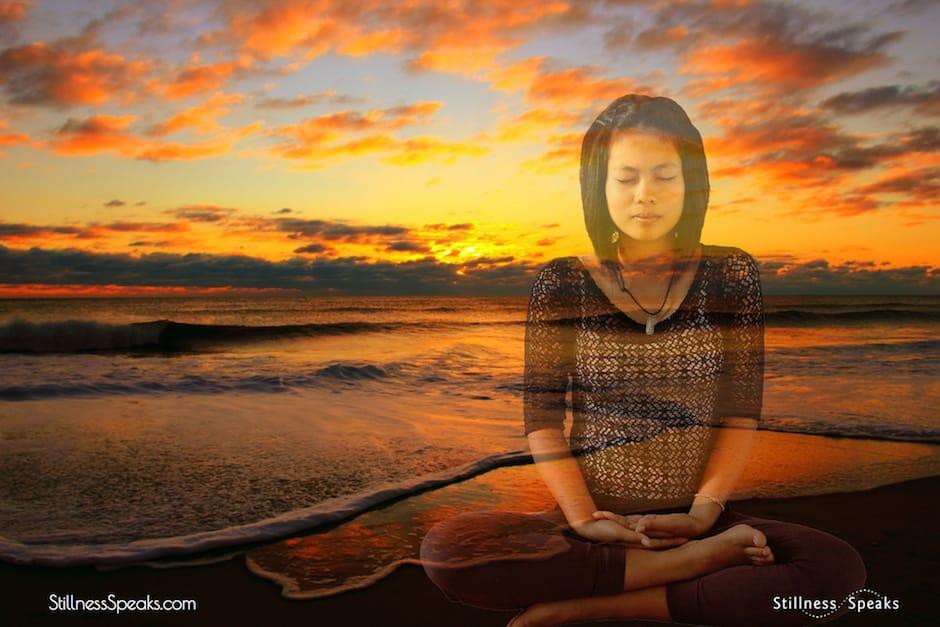 Self, I, meditation