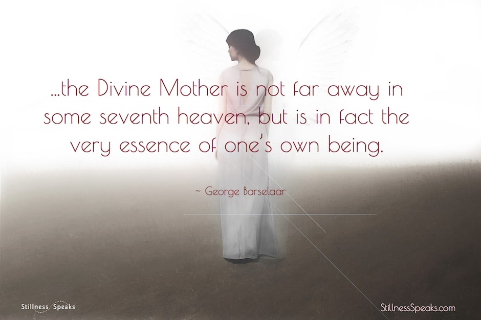 Divine mother, goddess