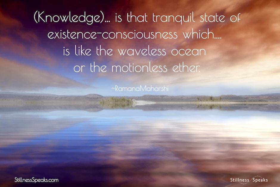 existence, consciousness