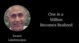 lakshmanjoo one in million realized