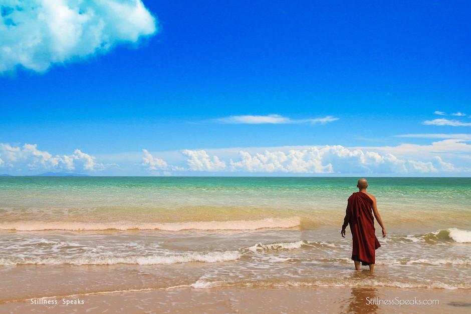 east, west, monk