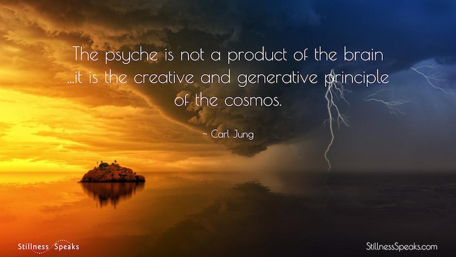 generative, cosmos, psyche