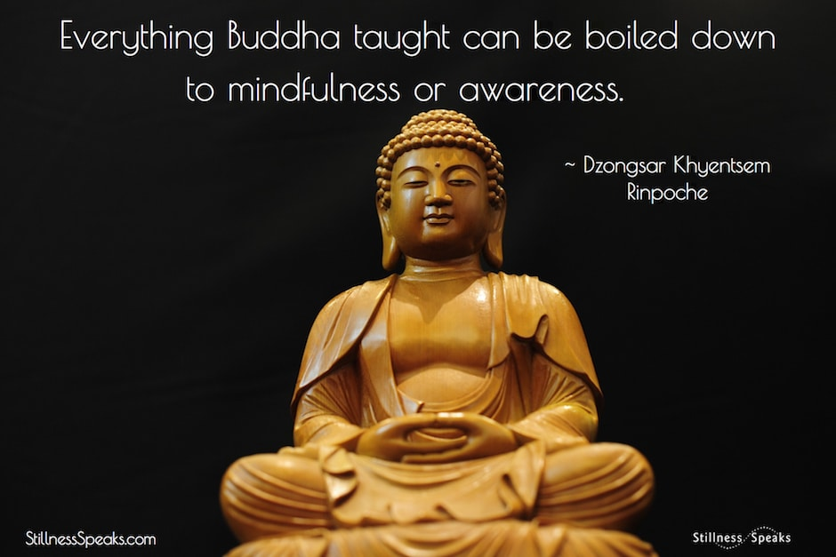 mindfulness, awareness