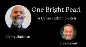 Henry Shukman Chris Hebard Zen One Bright Pear;