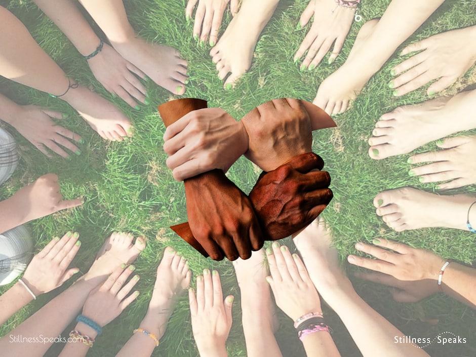 hands united community
