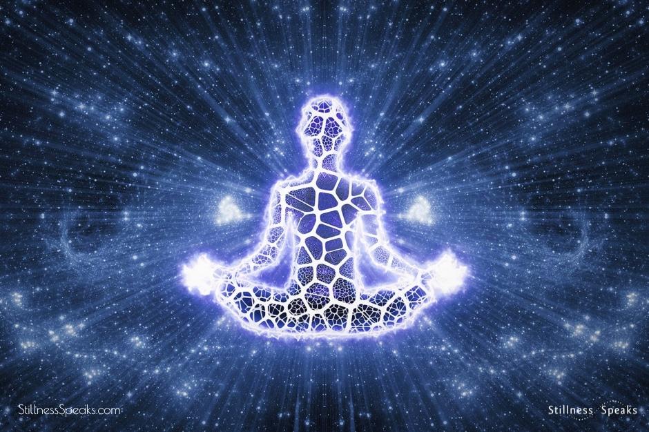 deep space timelessness awakening shukman