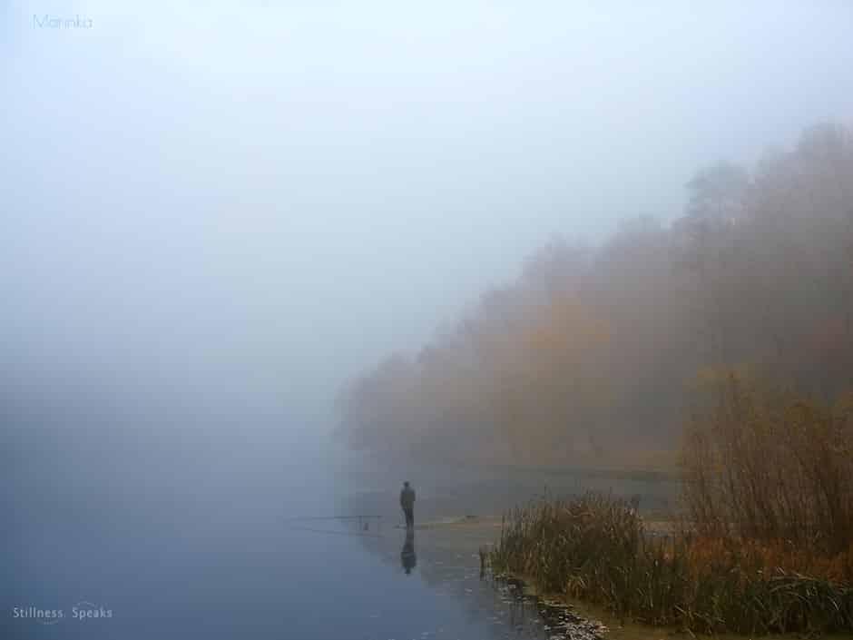emptiness within abundance in lack nirmala
