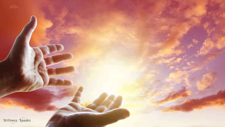 hands sky let go seng tsan