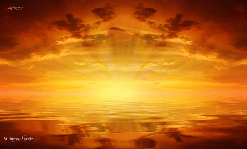 sunset sky god self everywhere seng tsan