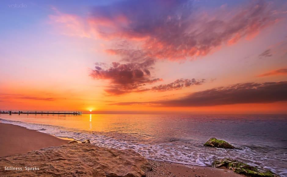 sunrise resplendent hafiz