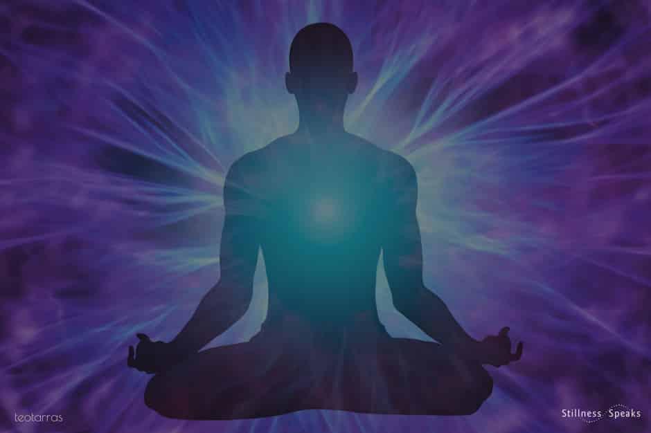 meditator awakening love lucille