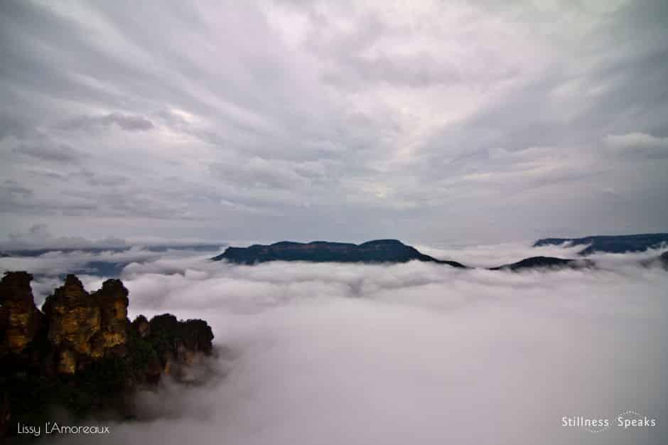 mountain cloudy sky awake soft skirt hafiz