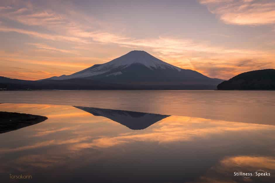 mt fuji winter mindfulness shukman