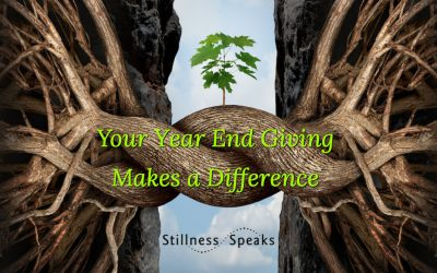 2019: Your Year End Giving Makes a Difference