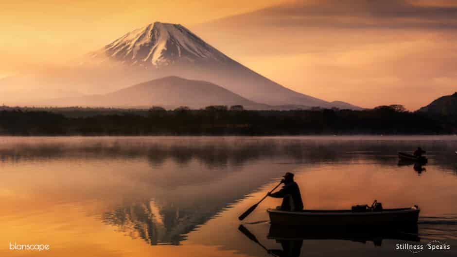 mt fuji breathing thich nhat hanh