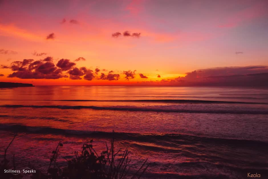 sun rise set spiritual practice ellerby