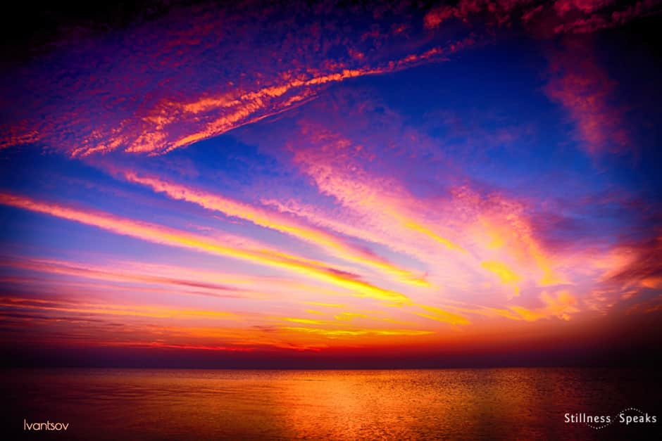 ocean sunrise sky abdal