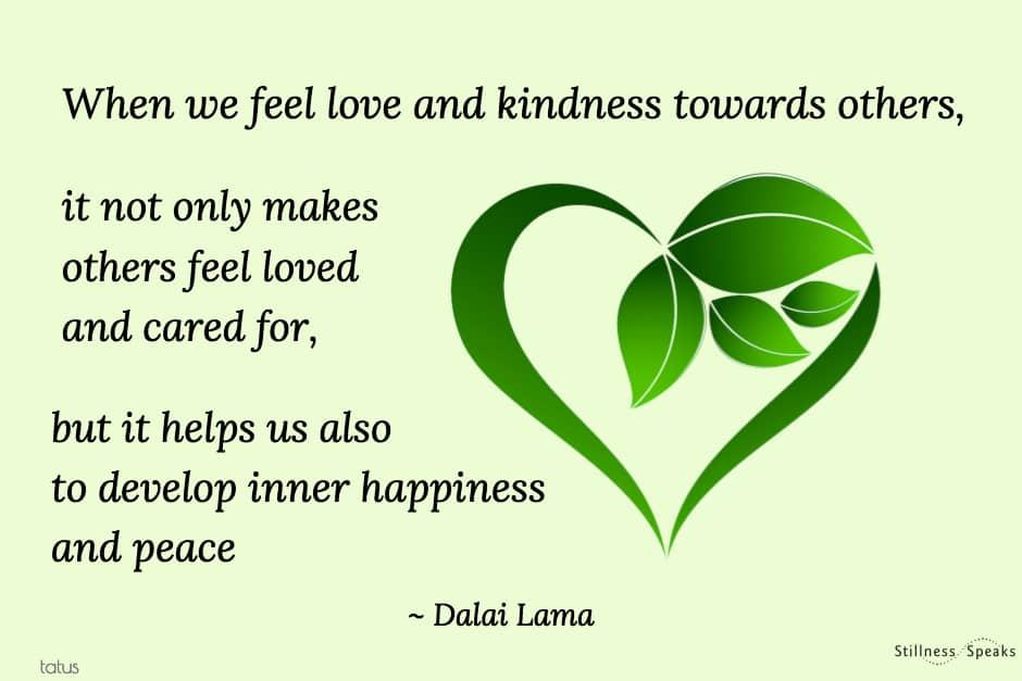kindness dalai lama