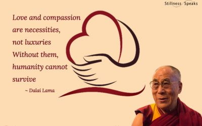 Compassion: Dalai Lama & Robert William Service