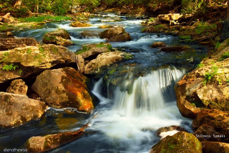 river generosity seven advices rumi
