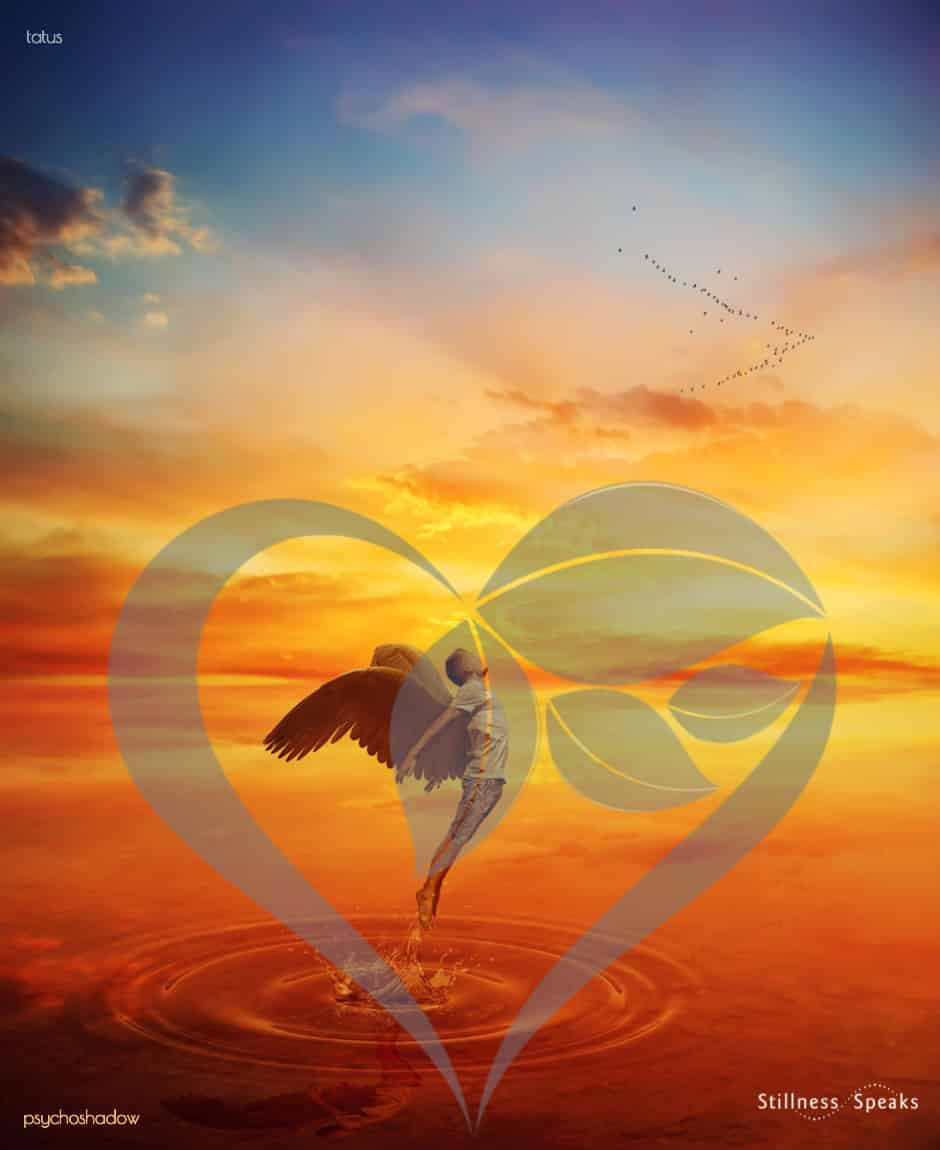 love heavenward fly almaas